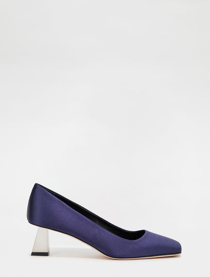 Sculpted-heel court shoes Sportmax