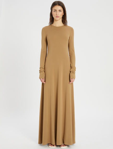 Jersey cut-out dress Sportmax