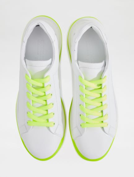 Leather sneakers Sportmax