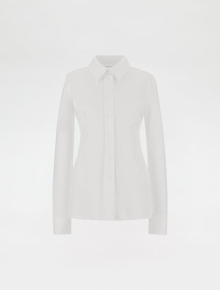 Camicia in jersey