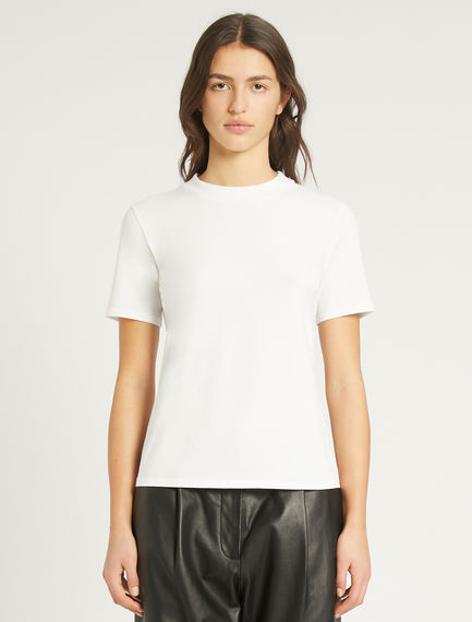 Stretch jersey T-shirt Sportmax
