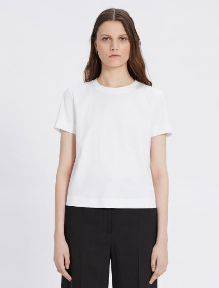 T-shirt in technical jersey  Sportmax
