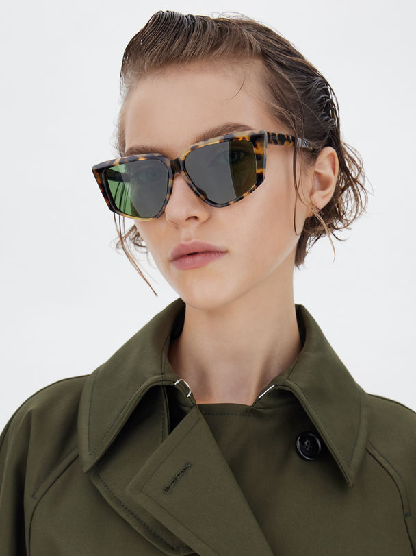 SM0026 Acetate glasses Sportmax