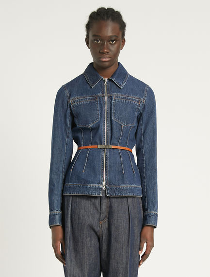 Denim jacket Sportmax