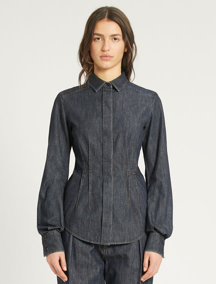 Denim shirt Sportmax