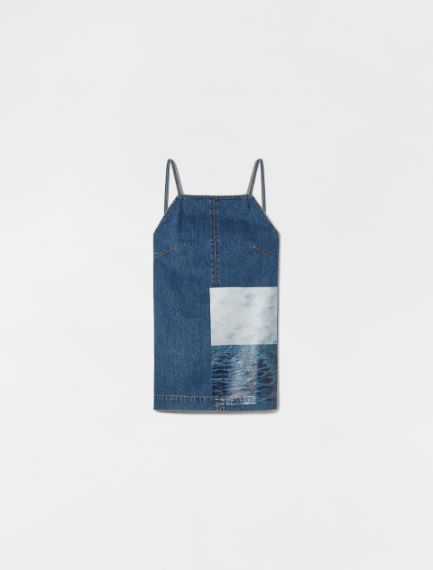 Denim top Sportmax