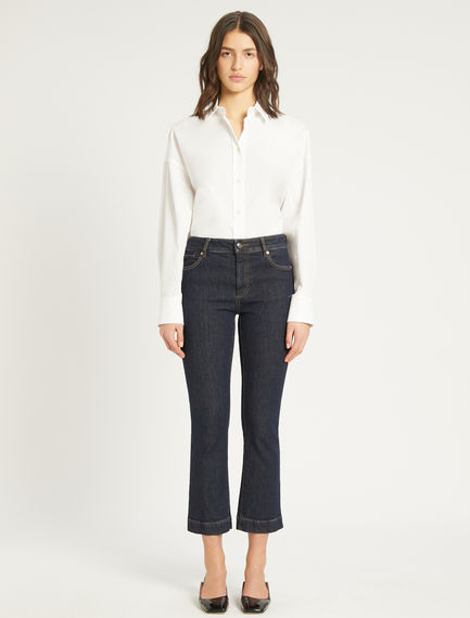 Denim flared Sportmax