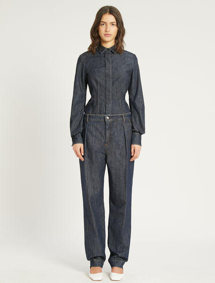 Pantalone in denim Sportmax