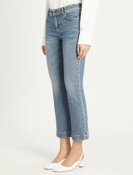 Flared 5-pocket jeans Sportmax