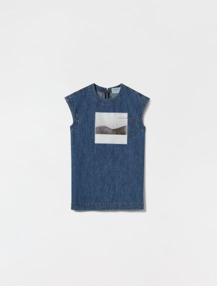 Denim blouse Sportmax
