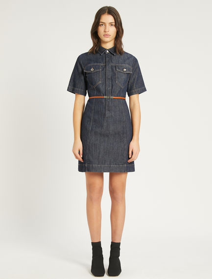 Denim shirt dress Sportmax