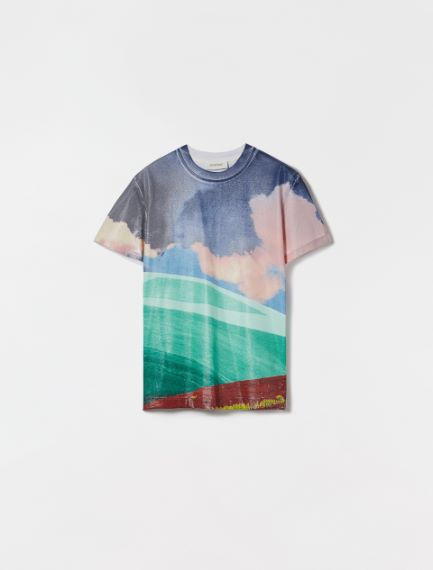 Cotton T-shirt Sportmax