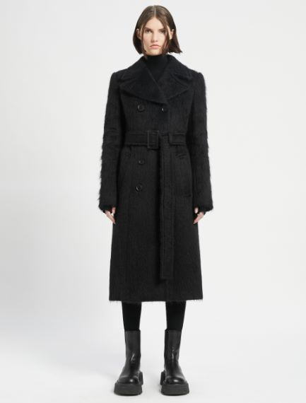 Double-breasted coat Sportmax