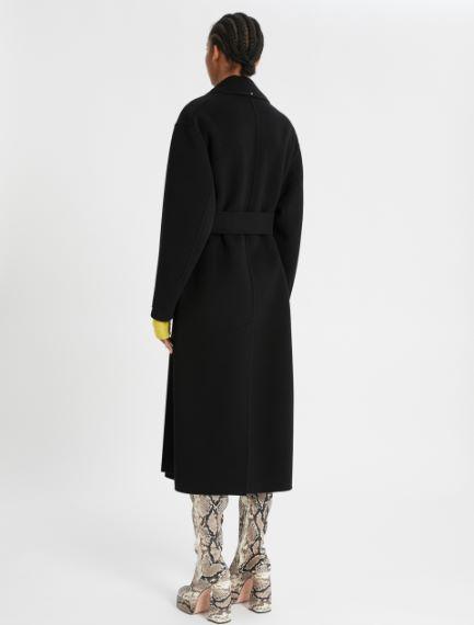 Cappotto in pura lana