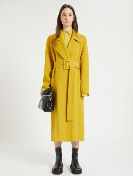 Pure wool coat