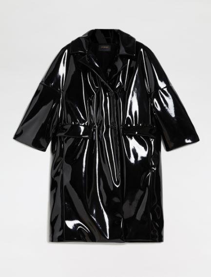 Coated fabric coat Sportmax