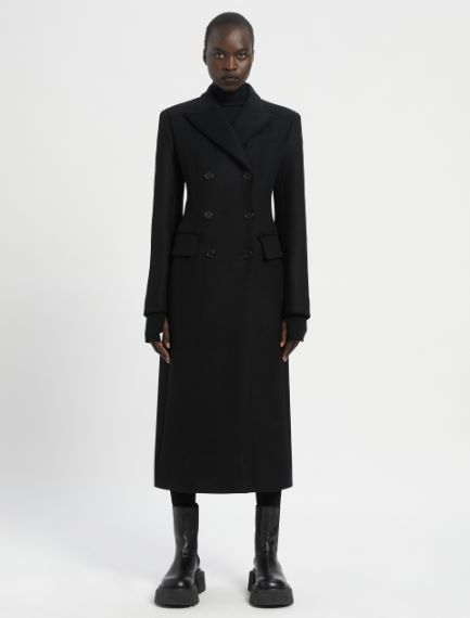Tailored wool and cashmere coat Sportmax
