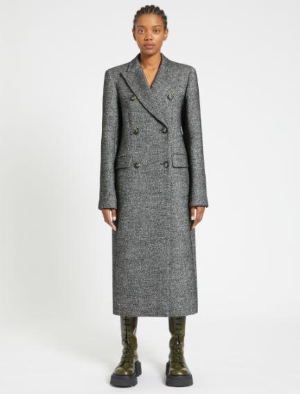 Tailored tweed coat Sportmax