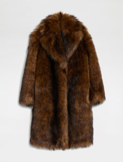 Long-pile coat Sportmax