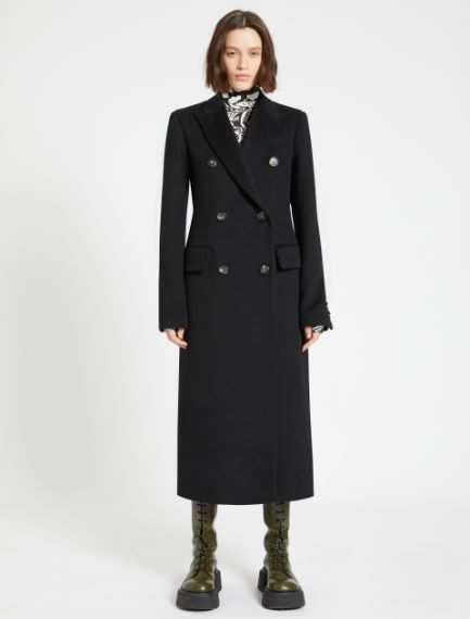 Padded double-breasted coat Sportmax