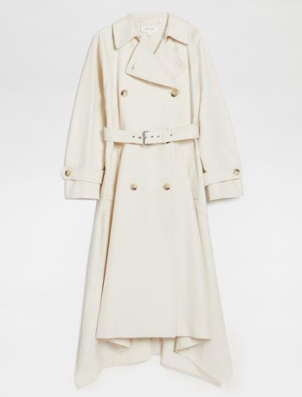 Gabardine trench coat Sportmax