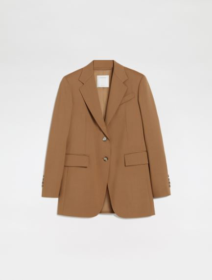 Tailored single-breasted jacket Sportmax
