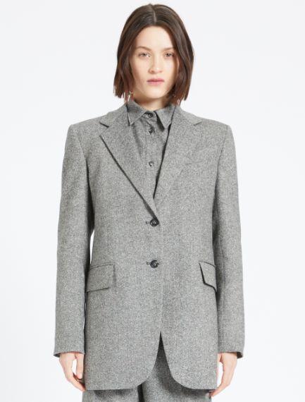 Slim-fit single-breasted jacket Sportmax