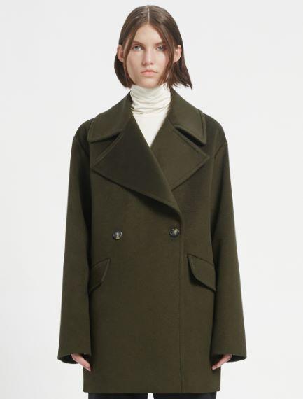 Oversized wool jacket Sportmax