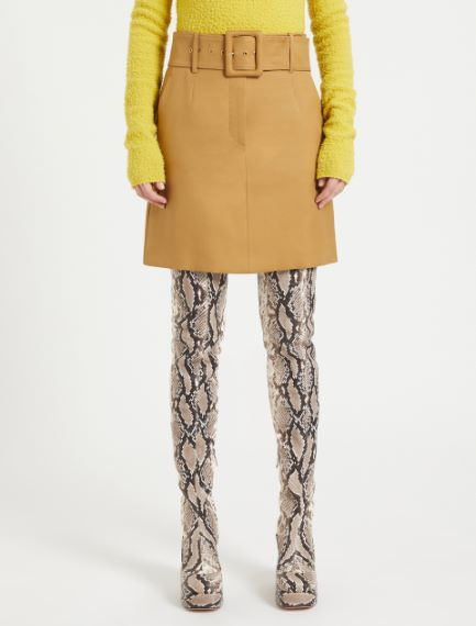 Belted mini skirt Sportmax