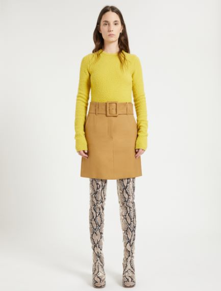 Belted mini skirt Sportmax