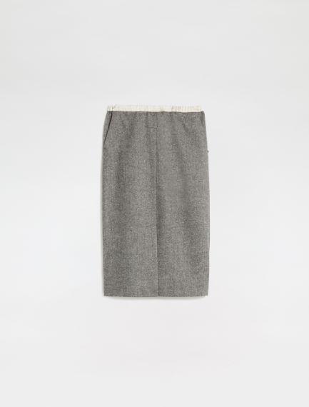 Straight knee-length skirt Sportmax