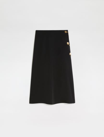 Flared skirt with piercing detail Sportmax