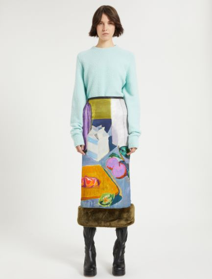 Printed skirt Sportmax