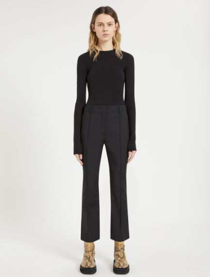 Ribbed trousers Sportmax