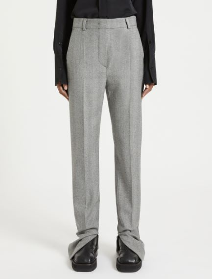 High-waisted trousers Sportmax