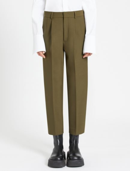 Carrot-fit trousers Sportmax