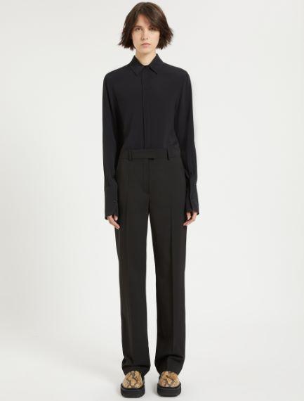 Wool trousers Sportmax