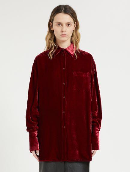 Velvet shirt Sportmax