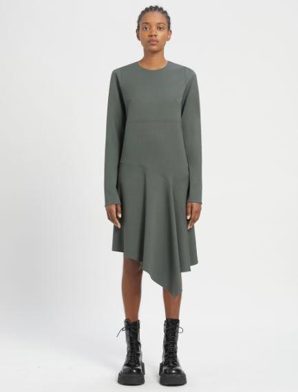 Stretch wool dress Sportmax