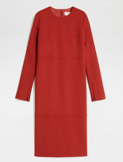 Wool midi dress Sportmax