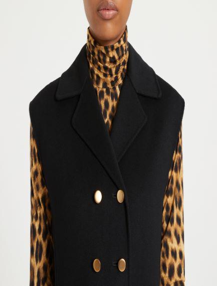 Sleeveless coat Sportmax