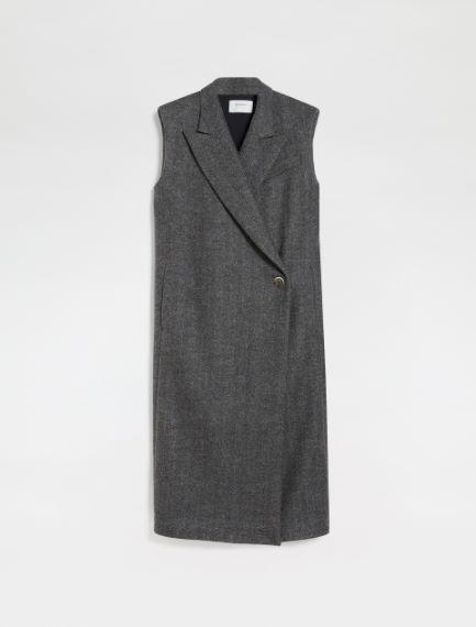 Sleeveless jacket Sportmax