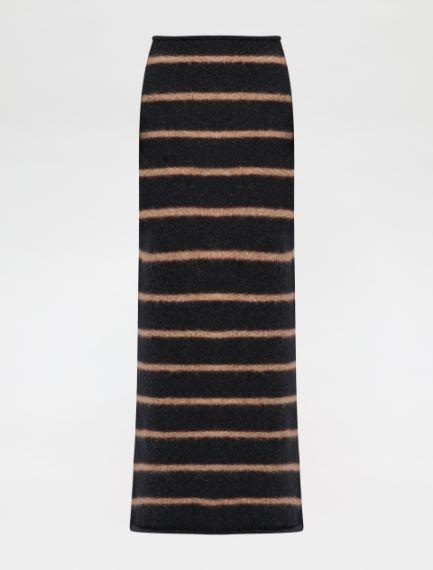 Felted-look knit skirt Sportmax
