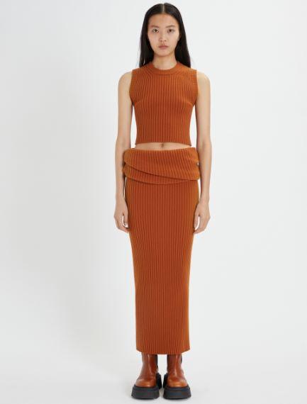 Knit pencil skirt Sportmax