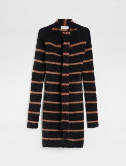 Felted-look knit dress Sportmax