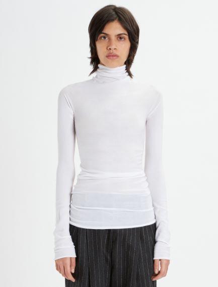 Seamless polo-neck sweater Sportmax