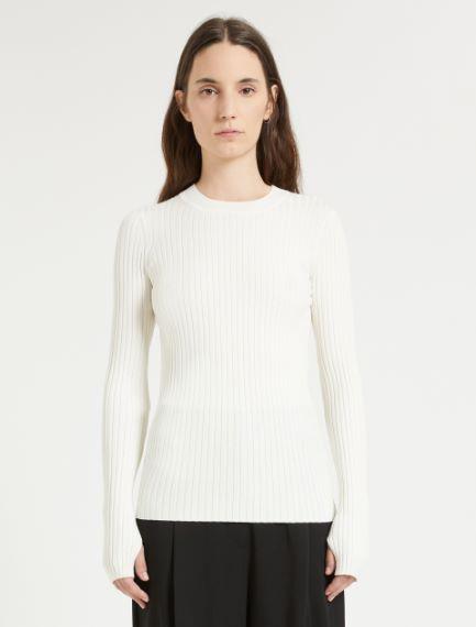 Stretch knit fabric Sportmax