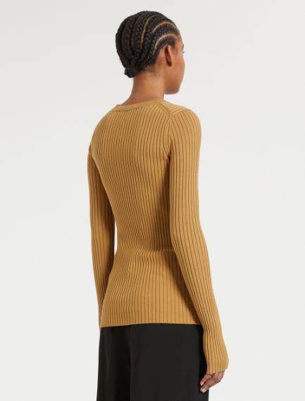 Stretch knit fabric