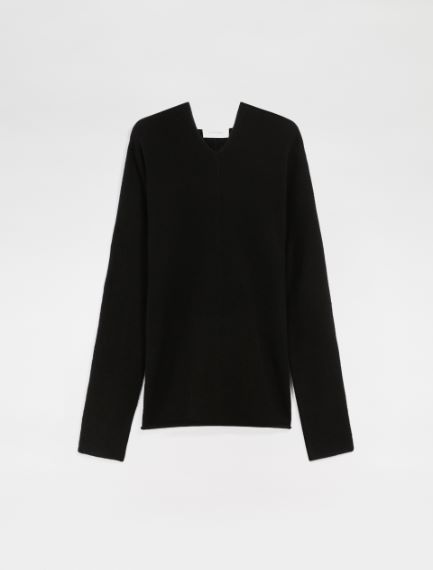 Cashmere-blend hoodie Sportmax