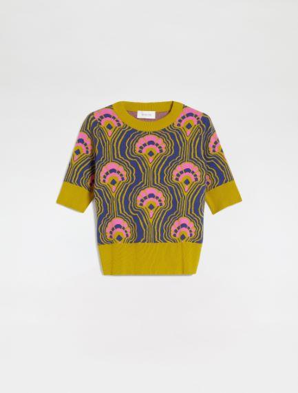 Short-sleeved sweater Sportmax